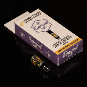 Synergy Extracts CBD Cartridge