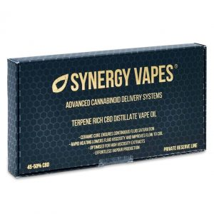 Synergy CBD Vape Package
